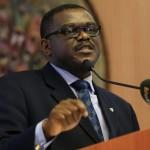 Onyebuchi Chukwu, Nigeria's health minister.