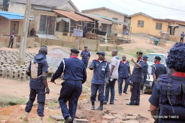 How NSCDC officer killed colleague, shoots Korean in Lagos