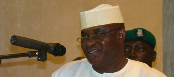 David Mark, Nigeria Senate President