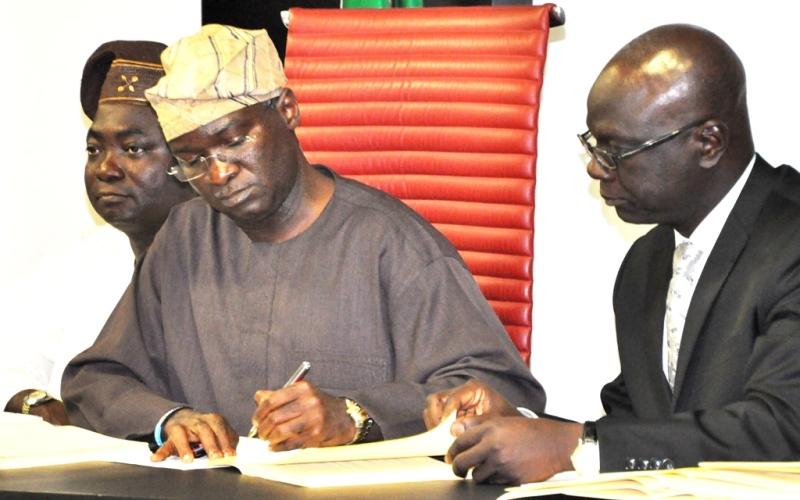 Former Governor of Lagos, Babatunde Fashola