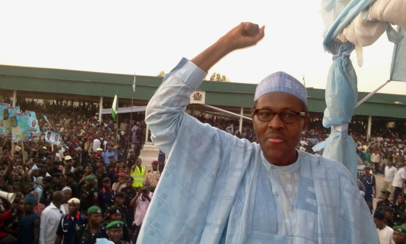 ANALYSIS: As Buhari formally joins the presidential race for the fourth time, how far can the General go this time?