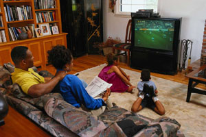 black kids watching tv. watching tv while eating bad for health - nutritionist premium times nigeria black kids tv