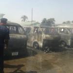 Gombe bus station blast 'kills 23'