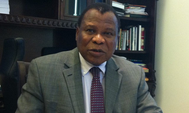 Nigeria Ambassador to the U.S, Adebowale Adefuye