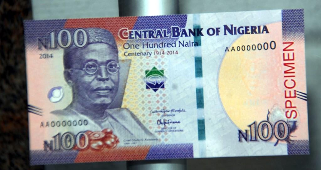 100 note Front