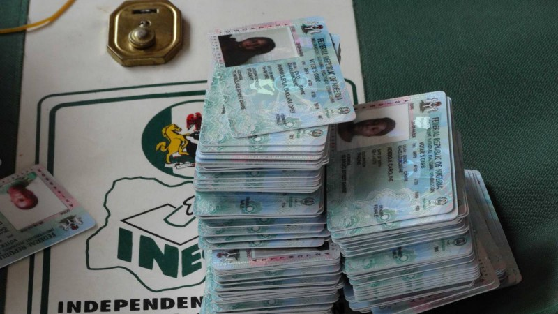 Image result for Permanent Voter Card (PVC)