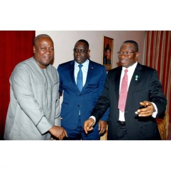 ECOWAS Heads of State