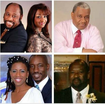 Images of some of the victims of the ill-fated flight .... Photo: Courtesy Bahamas Faith Ministries