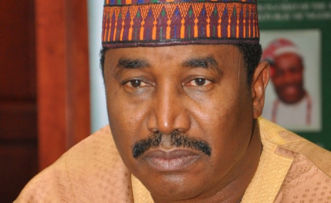 The immediate ex-Governor of Katsina state, Ibrahim Shema, who was declared wanted on Wednesday by EFCC for allegedly diverting N18b has turned himself in.