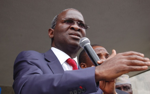 fashola and increased electric tariff