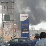 Multiple explosions rock Jos motor park; many feared dead