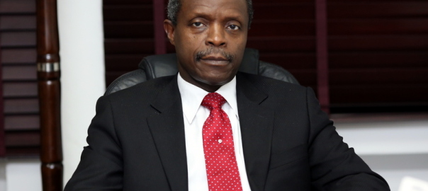 Professor Yemi Osinbajo, Vice President of Nigeria