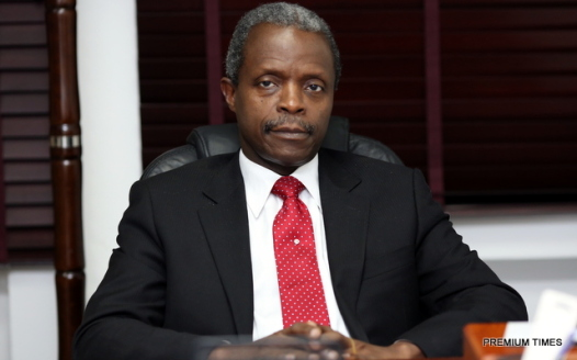 Professor Yemi Osinbajo, Vice President, Nigeria.