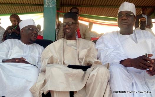 Ribadu at Adamawa PDP primaries