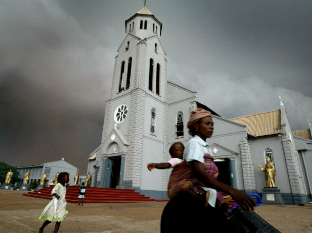 Image result for nigerian church