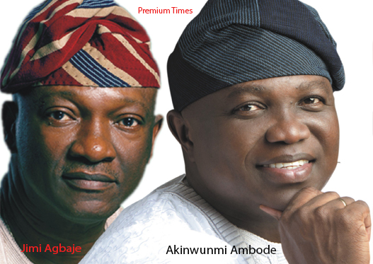 Ambode and Agbaje