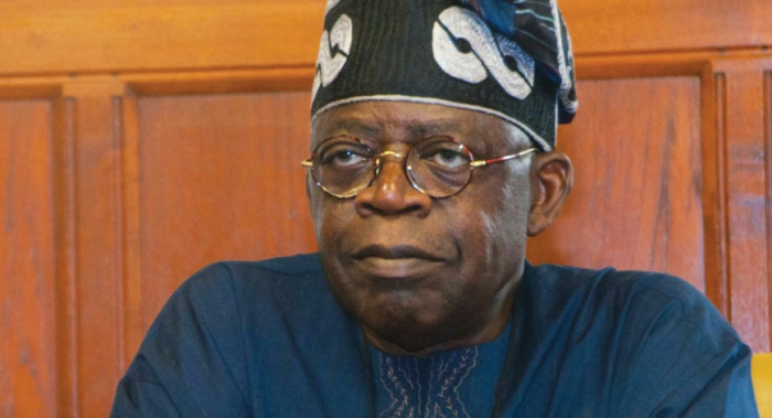 FILE PHOTO: Bola Tinubu