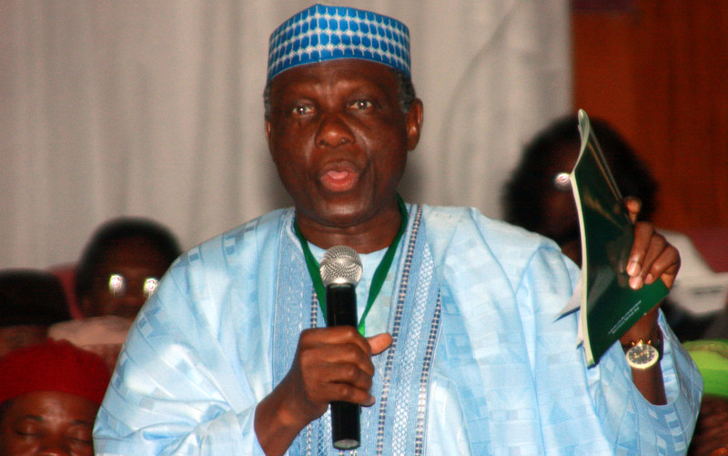 Middle Belt Won't Go With North If Nigeria Divides - Jerry Gana