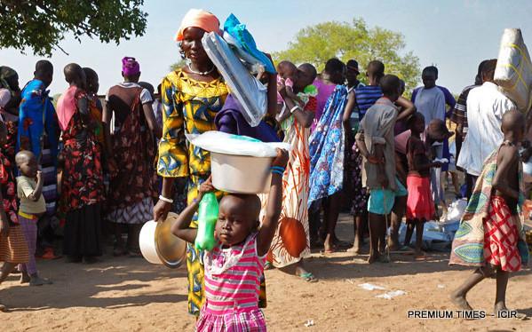 Boko Haram: NEMA closed down 6 IDPs Camps in Adamawa