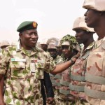 Jonathan promises to reward soldiers fighting Boko Haram