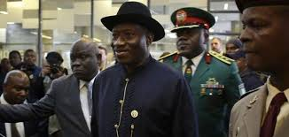 Jonathan and military chiefs