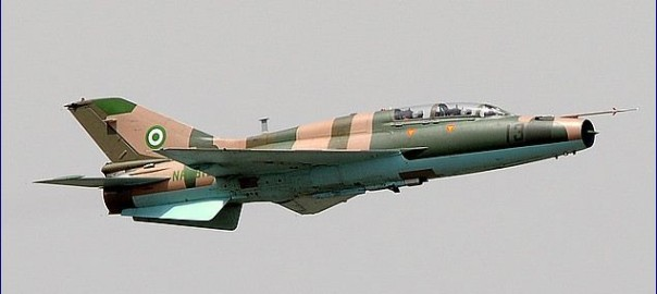 Nigerian-Air-Force-fighter-jet