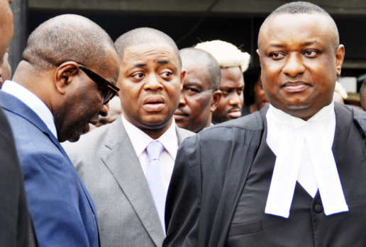 PIC.17. FEMI FANI-KAYODE APPEARS IN  COURT IN LAGOS