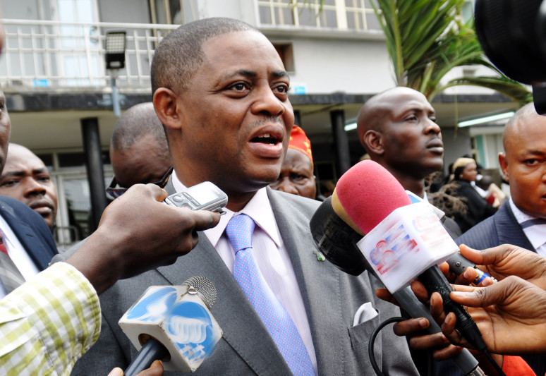 femi fani kayode officially invited to efcc office in abuja for talks about arms deal money in his account
