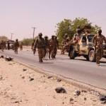 Scene of Nigerian Ground Troops that Recapture Baga (4)