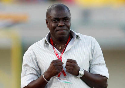 Coach of Ghana Black Satellites, Silas Tetteh