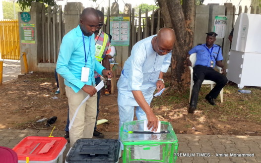 AP Plaza Polling Unit