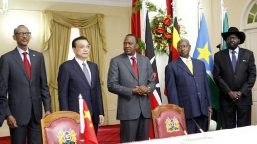 China-East-African-Leaders