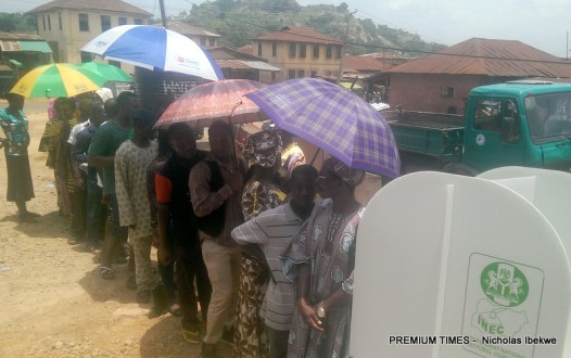 Ekiti Voting