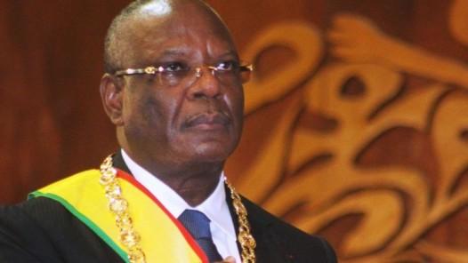 Ibrahim Boubacar Keïta, Mali President