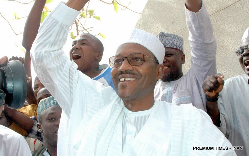 what date was the last presidential election held in nigeria