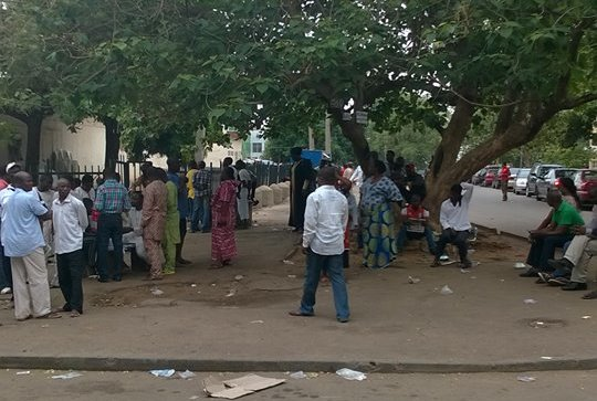 Polling Unit area 2 Abuja