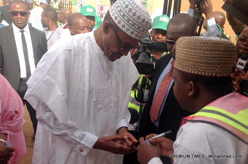 Buhari Accreditation