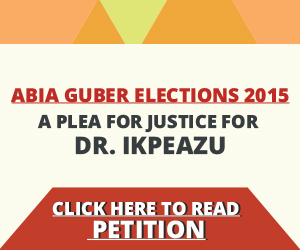 ABIA PETITION