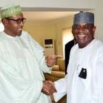 Support Buhari, Senate President Mark tells Nigerians
