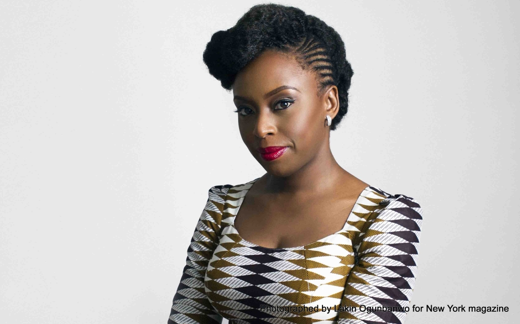 Chimamanda Adichie-One Of Times 100 Most Influential -7692