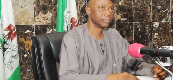 Governor Olusegun Mimiko of Ondo State... Photo Credit: Ondo State Government