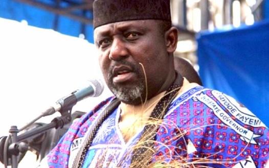 Rochas Okorocha, Imo state governor