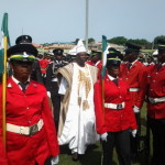 Pickpockets arrested at  Gov. Amosun's inauguration