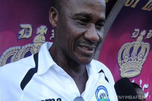 Enyimba Coach Kadiri Ikhana