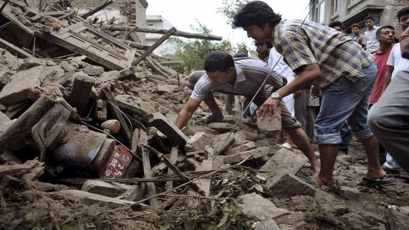 3 people rescued alive 8 days after Nepal earthquake - Premium.