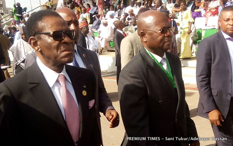 Theodore Nguema-Equatorial Guinea president