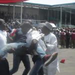 Thugs attack Daily Trust reporter at Gov. Al-Makura's inauguration