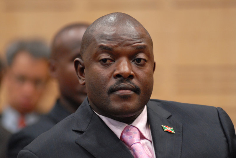 With the new title, President Pierre Nkurunziza, who secured a third term in office in 2015, contrary to the provisions of the constitution, can veto all decisions made by the party