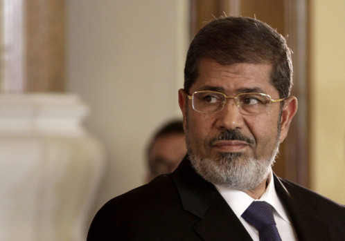 Mohammed Morsi Photo Credit: www.thestar.com