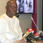 Gordon Obua, Chief Security Officer to former president, Goodluck Jonathan